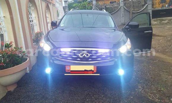 Acheter Occasion Voiture Infiniti FX Noir à Douala, Littoral Cameroon