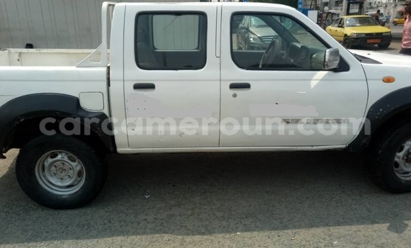 Acheter Occasion Voiture Nissan Hardbody Blanc à Douala, Littoral Cameroon
