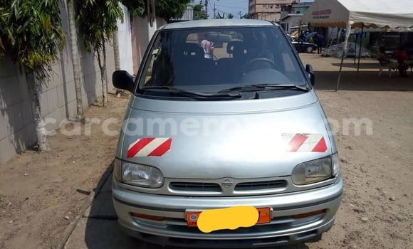 Acheter Occasion Voiture Nissan Serena Gris à Douala, Littoral Cameroon