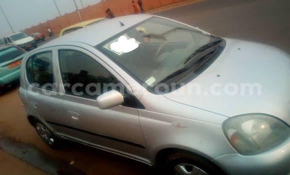 Acheter Occasion Voiture Toyota Yaris Gris à Yaoundé, Central Cameroon