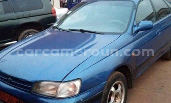 Acheter Occasion Voiture Toyota Carina Bleu à Yaoundé, Central Cameroon