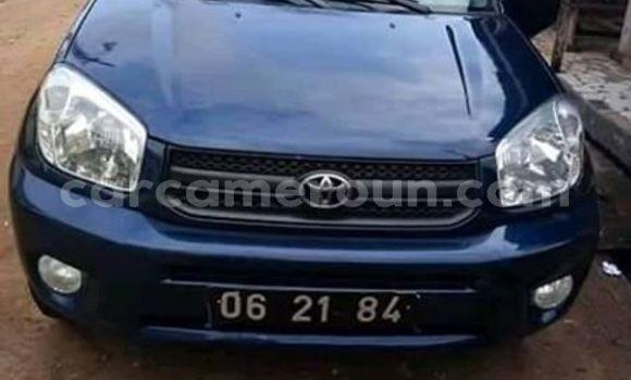 Acheter Occasion Voiture Toyota RAV4 Bleu à Douala, Littoral Cameroon