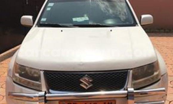 Acheter Occasion Voiture Suzuki Grand Vitara Blanc à Douala, Littoral Cameroon