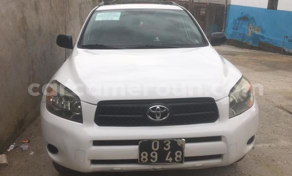 Acheter Importé Voiture Toyota RAV4 Blanc à Douala, Littoral Cameroon
