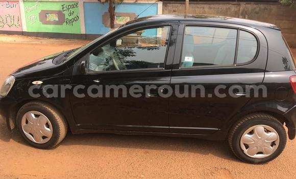 Acheter Occasion Voiture Toyota Yaris Noir à Bertoua, East Cameroon