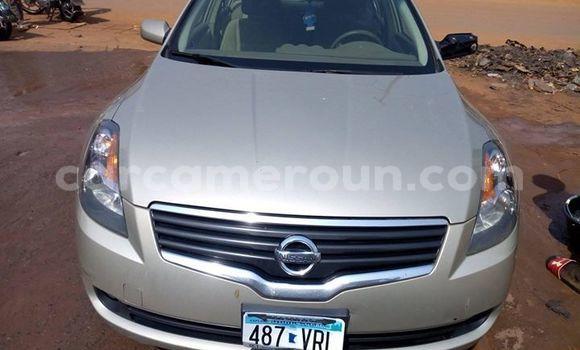 Acheter Occasion Voiture Nissan Almera Gris à Yaoundé, Central Cameroon