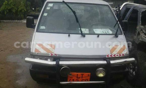 Acheter Occasion Voiture Toyota Hiace Gris à Douala, Littoral Cameroon