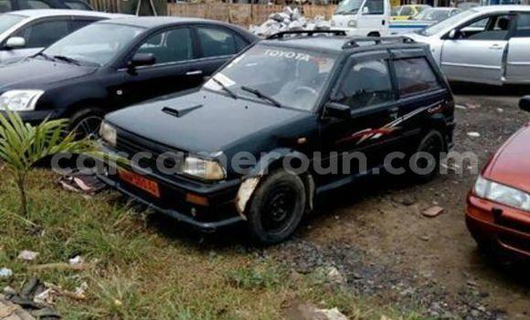Acheter Occasion Voiture Toyota Starlet Noir à Douala, Littoral Cameroon