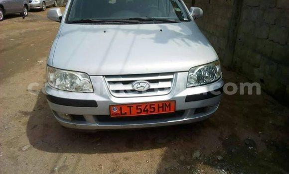 Acheter Occasion Voiture Hyundai Matrix Gris à Douala, Littoral Cameroon
