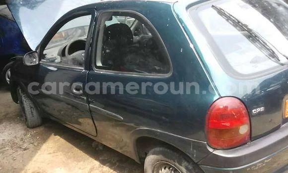 Acheter Occasion Voiture Opel Corsa Vert à Douala, Littoral Cameroon