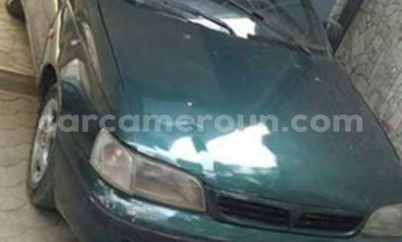 Acheter Occasion Voiture Toyota Carina E Vert à Douala, Littoral Cameroon