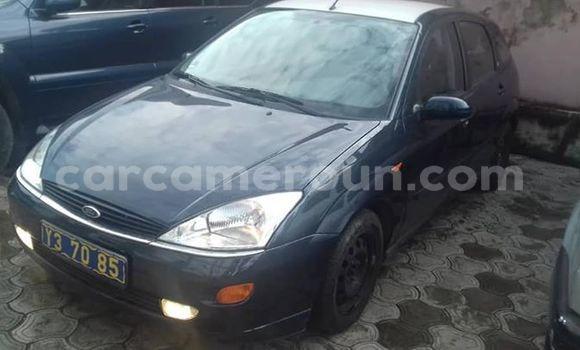 Acheter Occasion Voiture Ford Focus Bleu à Yaoundé, Central Cameroon