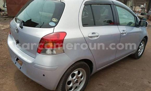 Acheter Occasion Voiture Toyota Vitz Gris à Yaoundé, Central Cameroon