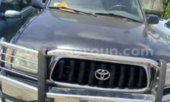 Acheter Occasion Voiture Toyota Tacoma Noir à Yaoundé, Central Cameroon