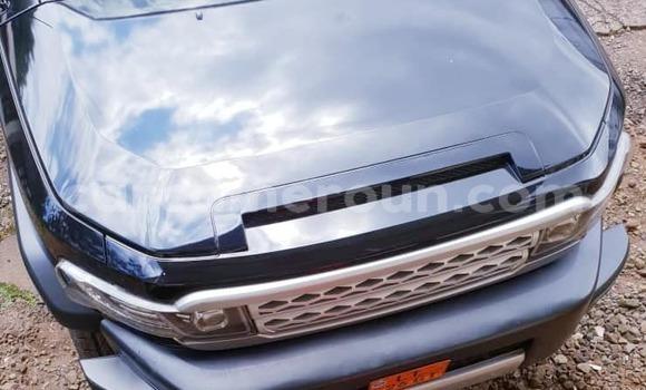Acheter Occasion Voiture Toyota FJ Cruiser Bleu à Douala, Littoral Cameroon