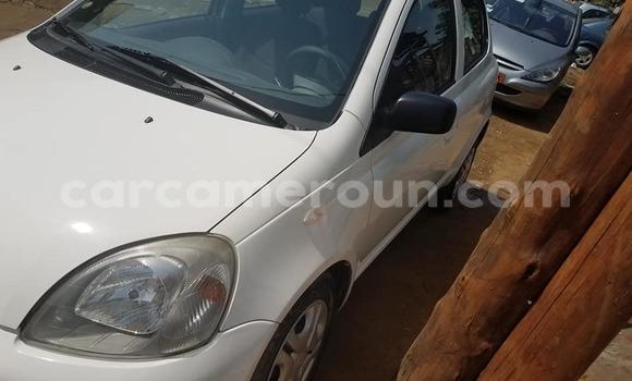 Acheter Occasion Voiture Toyota Yaris Blanc à Douala, Littoral Cameroon