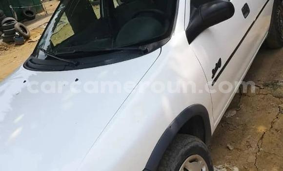 Acheter Occasion Voiture Opel Corsa Blanc à Douala, Littoral Cameroon