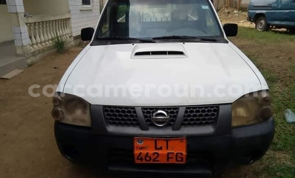 Acheter Occasion Voiture Nissan Hardbody Blanc à Yaoundé, Central Cameroon