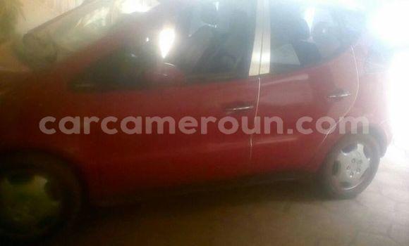 Acheter Occasion Voiture Mercedes Benz A–Class Rouge à Yaoundé, Central Cameroon