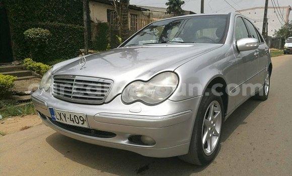 Acheter Occasion Voiture Mercedes Benz C–Class Gris à Douala, Littoral Cameroon