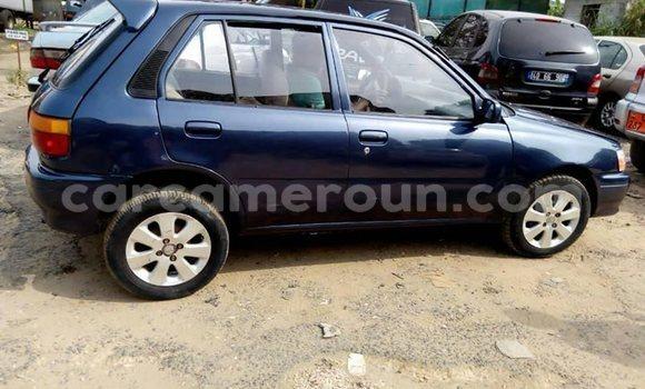 Acheter Occasion Voiture Toyota Starlet Bleu à Douala, Littoral Cameroon