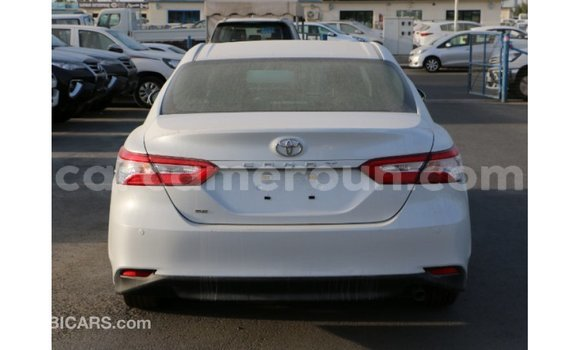 Acheter Importé Voiture Toyota Camry Blanc à Import - Dubai, Adamawa
