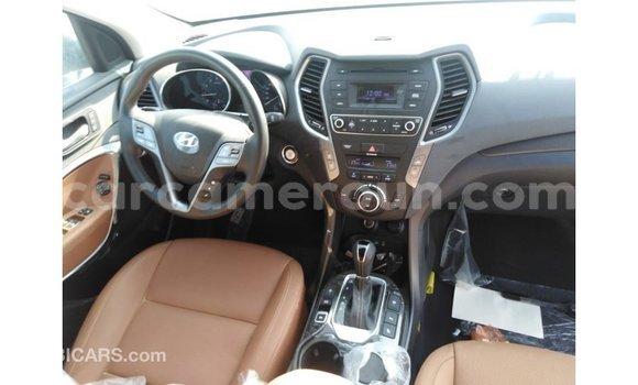 Acheter Importé Voiture Hyundai Santa Fe Blanc à Import - Dubai, Adamawa