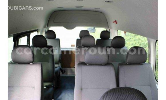 Acheter Importé Voiture Toyota Hiace Blanc à Import - Dubai, Adamawa