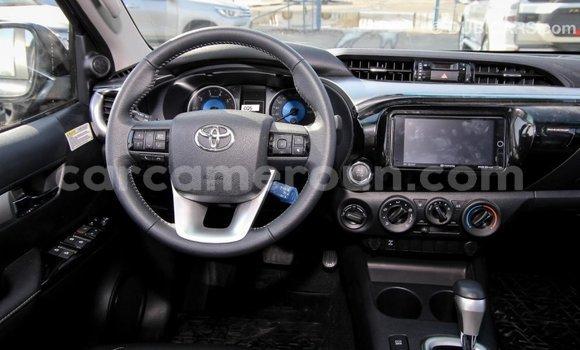 Acheter Importé Voiture Toyota Hilux Noir à Import - Dubai, Adamawa