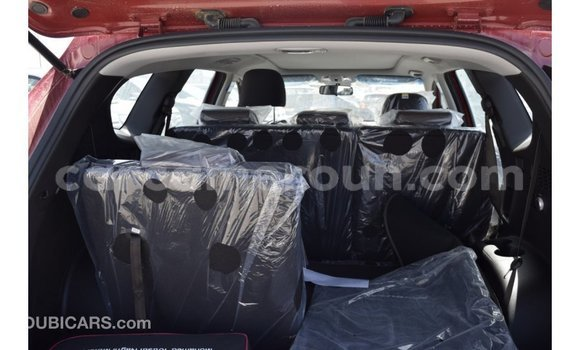 Acheter Importé Voiture Hyundai Santa Fe Rouge à Import - Dubai, Adamawa