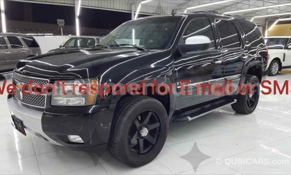 Acheter Importé Voiture Chevrolet Tahoe Noir à Import - Dubai, Adamawa