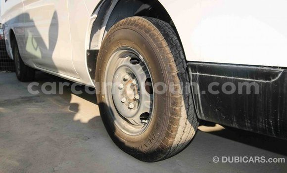Acheter Importé Utilitaire Nissan Evalia Blanc à Import - Dubai, Adamawa