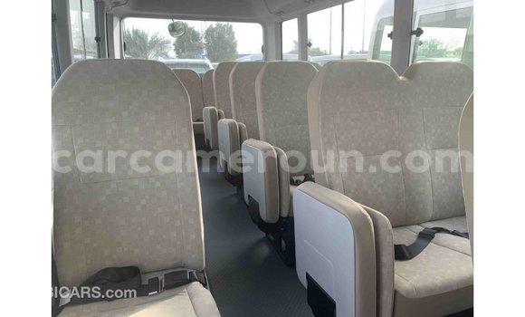 Acheter Importé Voiture Toyota Coaster Blanc à Import - Dubai, Adamawa
