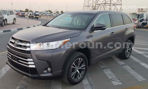Acheter Importé Voiture Toyota Highlander Autre à Import - Dubai, Adamawa