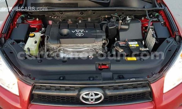 Acheter Importé Voiture Toyota RAV4 Rouge à Import - Dubai, Adamawa