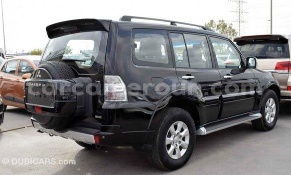 Acheter Importé Voiture Mitsubishi Pajero Noir à Import - Dubai, Adamawa