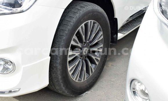 Acheter Importé Voiture Nissan Patrol Blanc à Import - Dubai, Adamawa