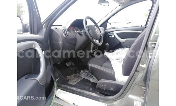 Acheter Importé Voiture Renault Duster Vert à Import - Dubai, Adamawa