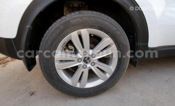 Acheter Importé Voiture Kia Sportage Blanc à Import - Dubai, Adamawa
