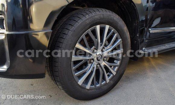 Acheter Importé Voiture Toyota Land Cruiser Noir à Import - Dubai, Adamawa