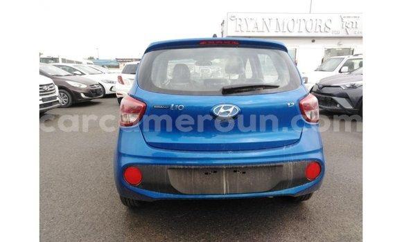 Acheter Importé Voiture Hyundai i10 Bleu à Import - Dubai, Adamawa
