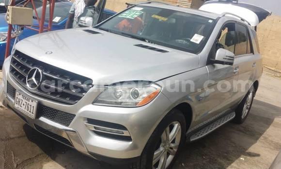 Acheter Occasion Voiture Mercedes‒Benz ML–Class Autre à Douala, Littoral Cameroon