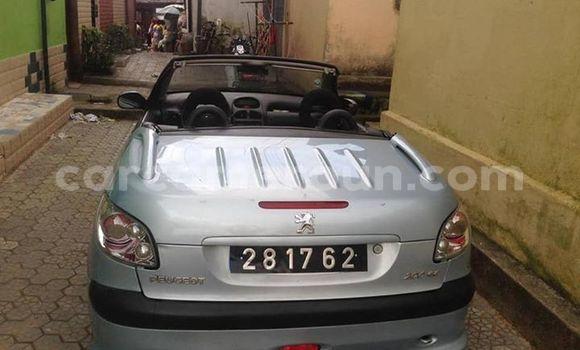 Acheter Occasion Voiture Peugeot 206 Gris à Yaoundé, Central Cameroon