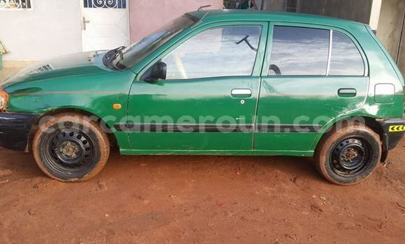 Acheter Occasion Voiture Toyota Starlet Vert à Yaoundé, Central Cameroon