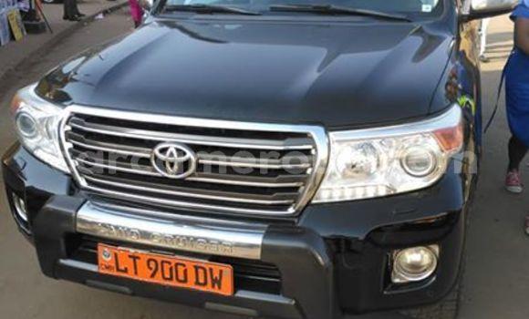 Acheter Occasion Voiture Toyota Land Cruiser Noir à Yaoundé, Central Cameroon