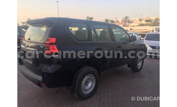 Acheter Importé Voiture Toyota Prado Noir à Import - Dubai, Adamawa