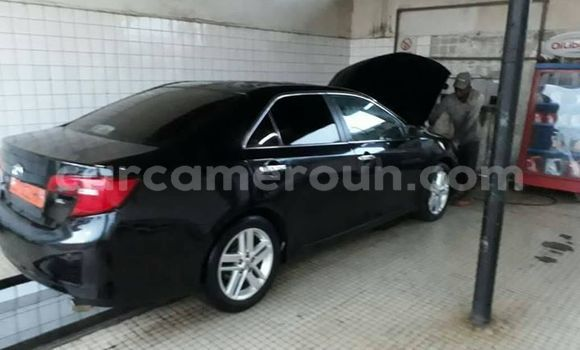 Acheter Occasion Voiture Toyota Camry Noir à Yaoundé, Central Cameroon