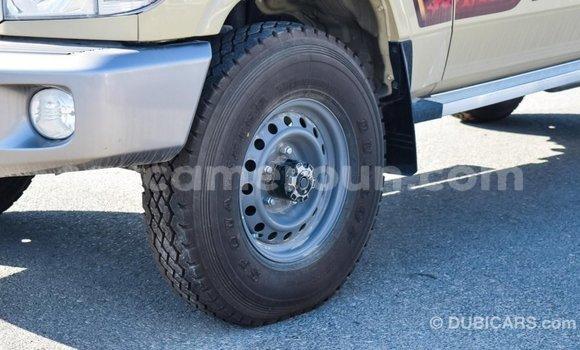Acheter Importé Voiture Toyota Land Cruiser Beige à Import - Dubai, Adamawa