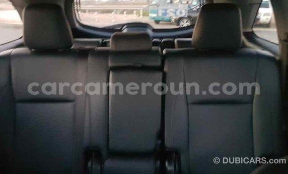 Acheter Importé Voiture Toyota Highlander Noir à Import - Dubai, Adamawa