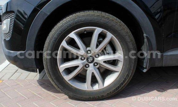 Acheter Importé Voiture Hyundai Santa Fe Noir à Import - Dubai, Adamawa